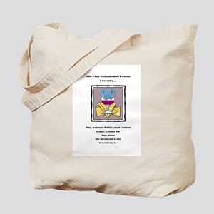 2007_Weim_and_Cheese Tote Bag
