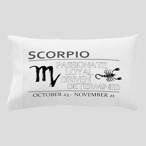 SCORPIO Oct Nov Pillow Case