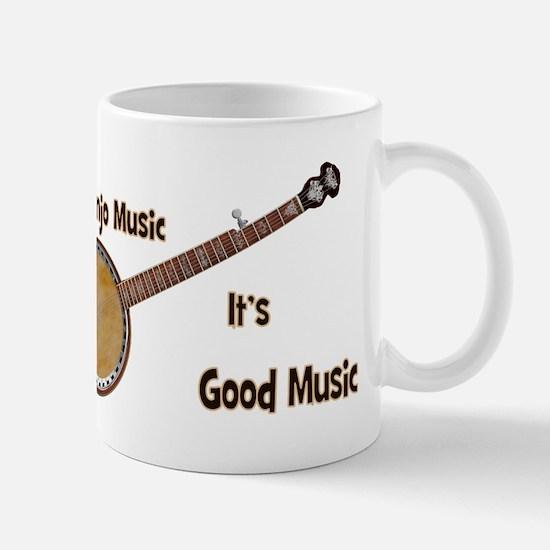 Cute Banjo player Mug