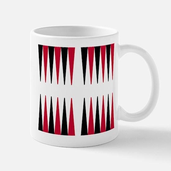 Backgammon Mug