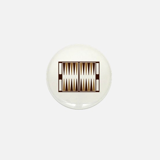 Backgammon Mini Button