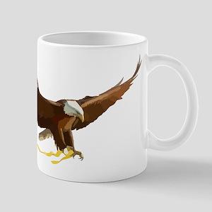 Bald Eagle Art Graphic Mugs