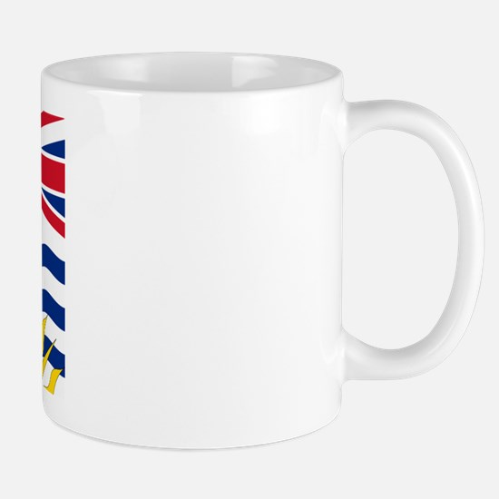 BC Flag Mug
