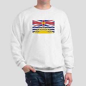 BC Flag Sweatshirt