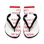 table tennis Flip Flops