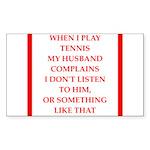 table tennis Sticker