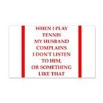 table tennis Wall Decal