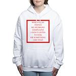table tennis Women's Hooded Sweatshirt