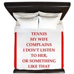 tennis King Duvet