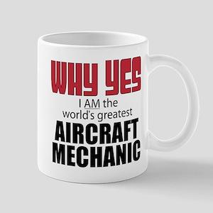 Aircraft Mechanic Mugs