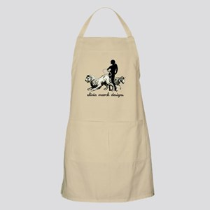 March Woman BBQ Apron