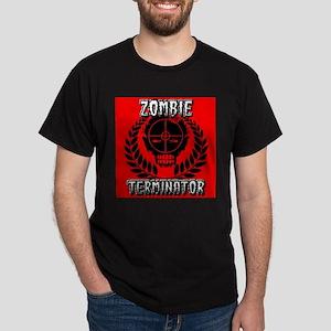 Zombie Terminator T-Shirt
