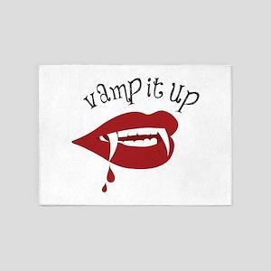 Vamp It Up 5'x7'Area Rug