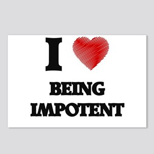 impotent Postcards (Package of 8)