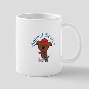 Animal Doctor Mugs