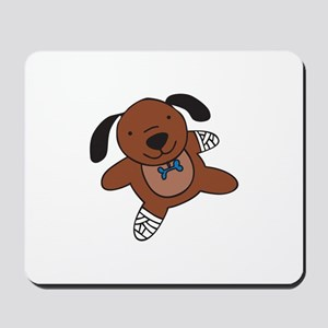 Sick Puppy Mousepad