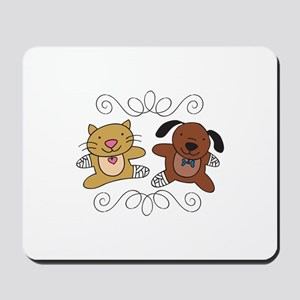 Dog & Cat Vet Mousepad