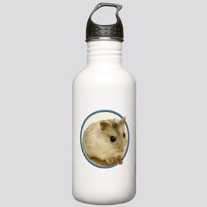 Teeny Hamster in Circl Stainless Water Bottle 1.0L