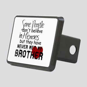 Brother Hero Rectangular Hitch Cover