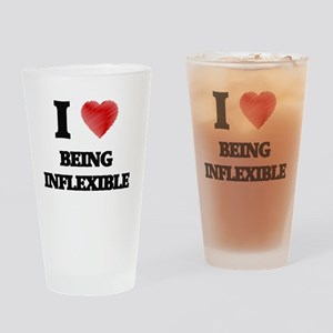 inflexible Drinking Glass