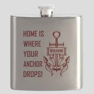 HOME IS WHERE... Flask