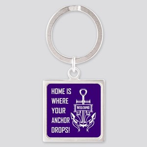 HOME IS WHERE... Keychains