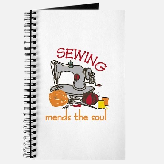 Sewing Saying Journal