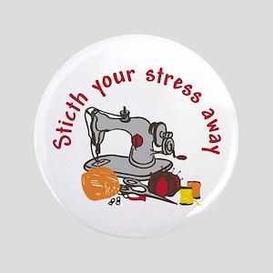 Stitch Stress Away Button