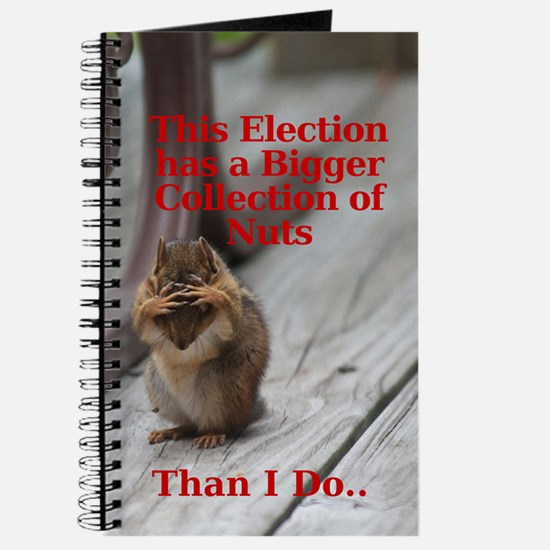 Election has bunch of nuts Journal