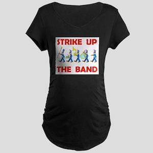 BAND Maternity Dark T-Shirt