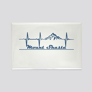 Mount Shasta Ski Park - Mount Shasta - C Magnets