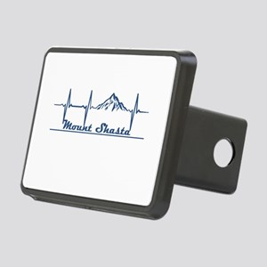 Mount Shasta Ski Park - Rectangular Hitch Cover