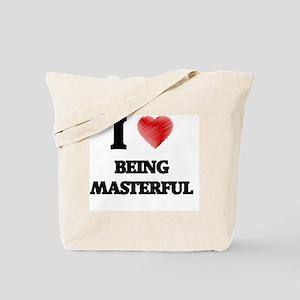 masterful Tote Bag