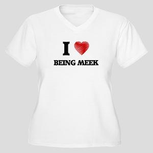 meek Plus Size T-Shirt