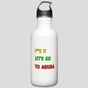 Let's go to Aruba Stainless Water Bottle 1.0L