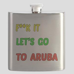 Let's go to Aruba Flask