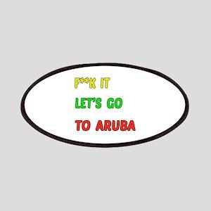 Let's go to Aruba Patch