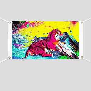Tiger Bright Banner