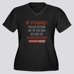 IF FOUND... Plus Size T-Shirt