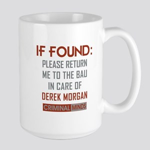 IF FOUND... Mugs