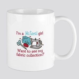 Fabric Collection Mugs