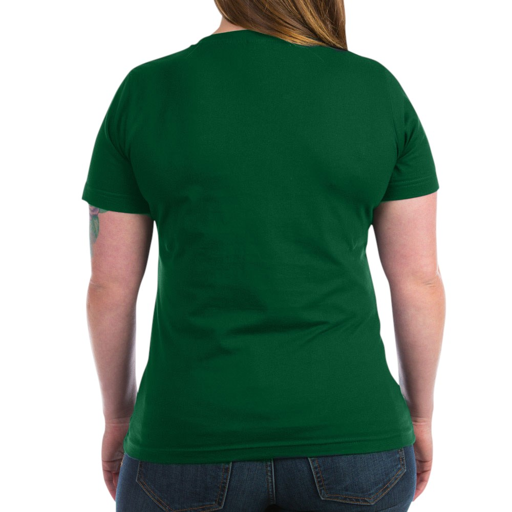 CafePress-Retired-T-Shirt-Women-039-s-V-Neck-Dark-T-Shirt-1731395046 thumbnail 39