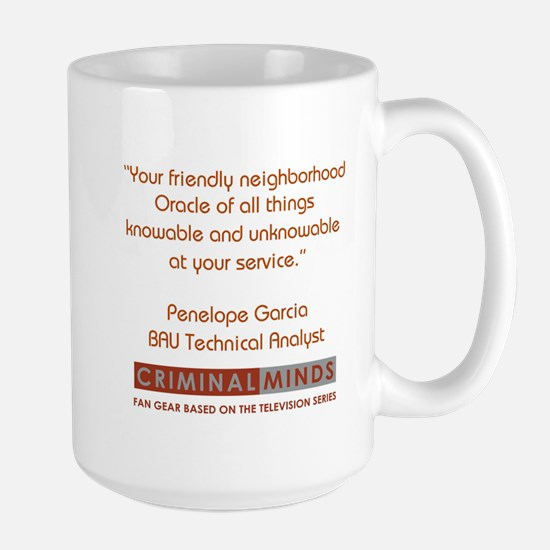 YOUR FRIENDLY... Large Mug