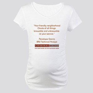YOUR FRIENDLY... Maternity T-Shirt