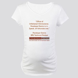 OFFICE OF... Maternity T-Shirt