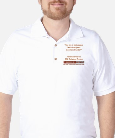 YOU ARE A... Golf Shirt