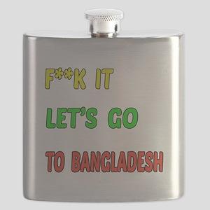 Let's go to Bangladesh Flask