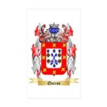 Quiros Sticker (Rectangle 50 pk)