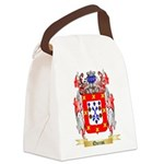 Quiros Canvas Lunch Bag