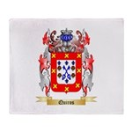 Quiros Throw Blanket